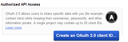 google-api-create-oauth