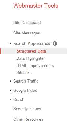 new-structured-data